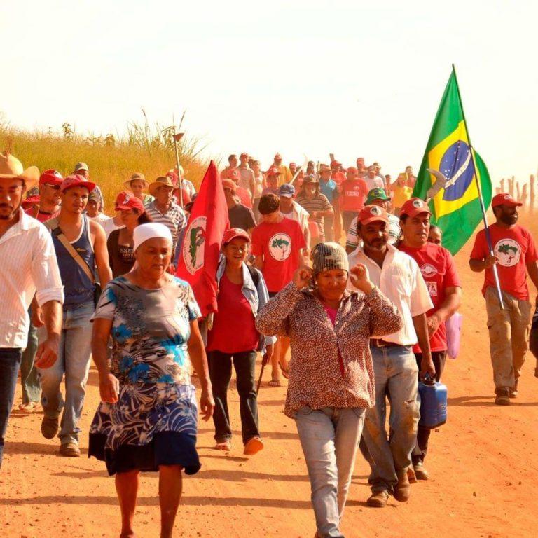 Quilombo Campo Grande sofre ameaças do fascismo