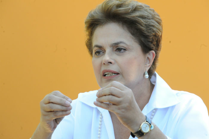 diz Dilma