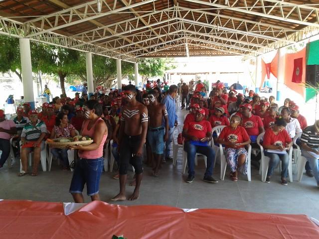 Sem Terra realizam encontro no Norte da Bahia
