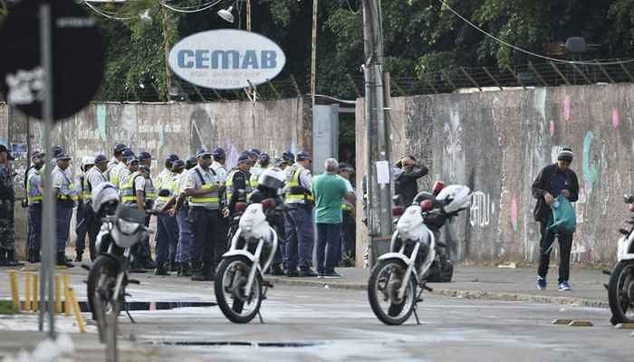 Arbitrariedade dos agentes de segurança pública atenta contra instituições de ensino e seus sujeitos