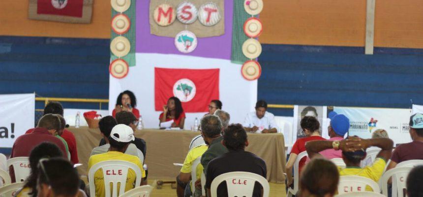 No Maranhão, MST debate os desafios da luta por direitos sociais