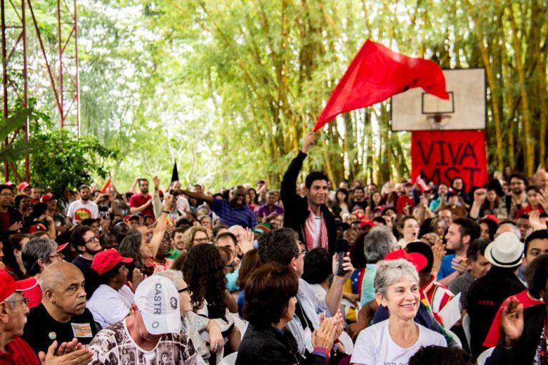 MST recebe inúmeras mensagens de solidariedade em todo o mundo
