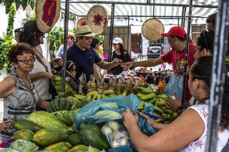 MST realiza III Feira Cultural da Reforma Agrária Ceará