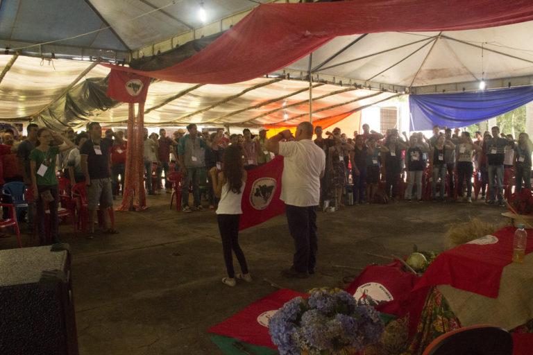 MST realiza seu XXXI Encontro Estadual em Santa Catarina