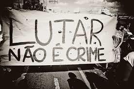 Debate sobre a Criminalização dos Movimentos Sociais e Lutas Populares