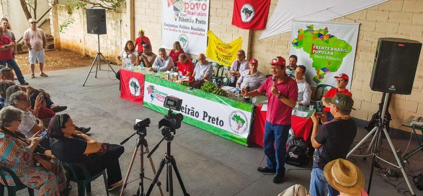 Debates, feira e festival marcam as atividades Pré-Congresso do Povo