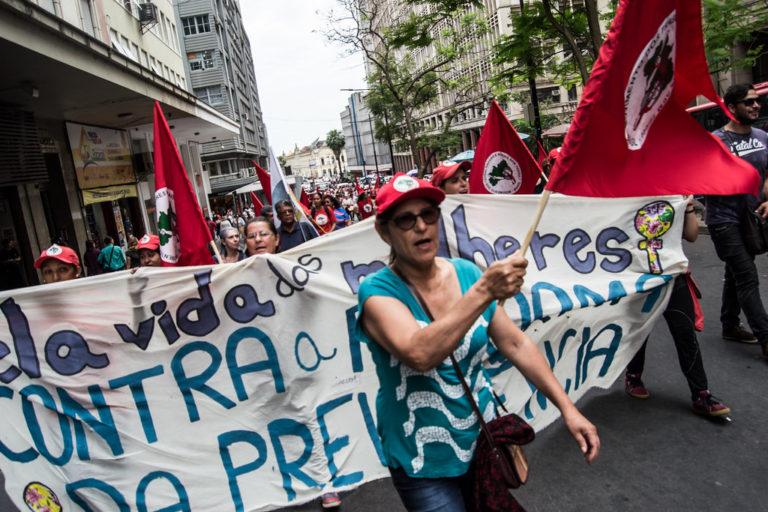 Audiência pública alerta para a retirada de direitos com reforma da previdência