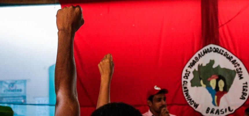 Jovens investem em formação política frente à criminalização das lutas populares