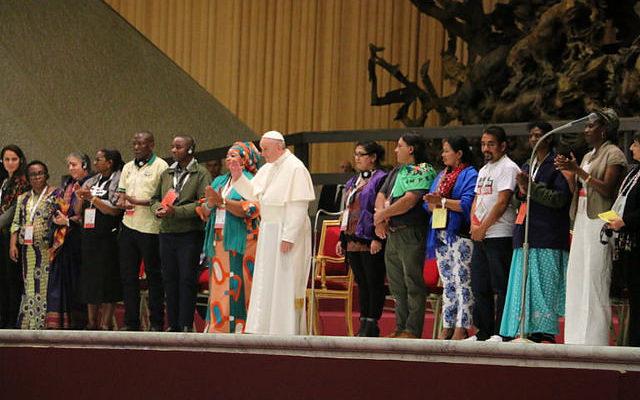 Artigo: Papa Francisco, um homem de muita coragem!