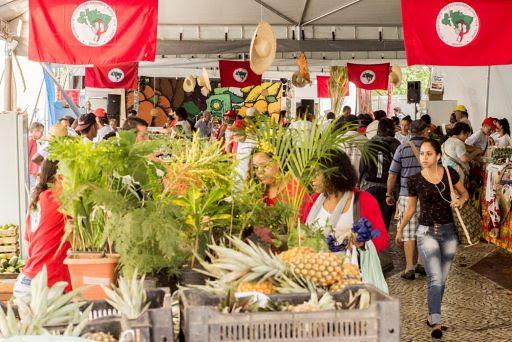 Feira Estadual da Reforma Agrária começa nessa segunda no Largo da Carioca