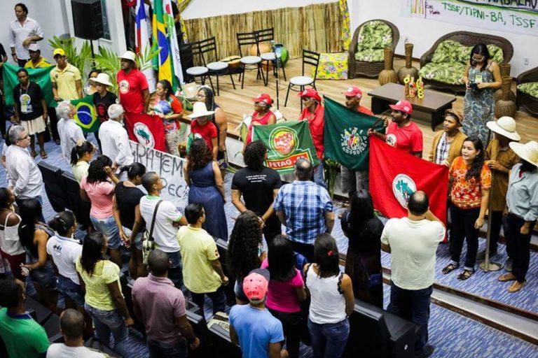 Seminário Interterritorial de Educação tem ampla participação da militância Sem Terra