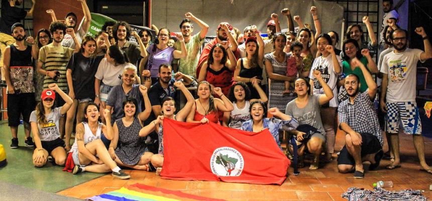 MST leva solidariedade aos estudantes que ocupam prédio da PUC-RS