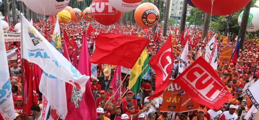 Centrais fazem novo ato nacional nesta sexta, contra reformas