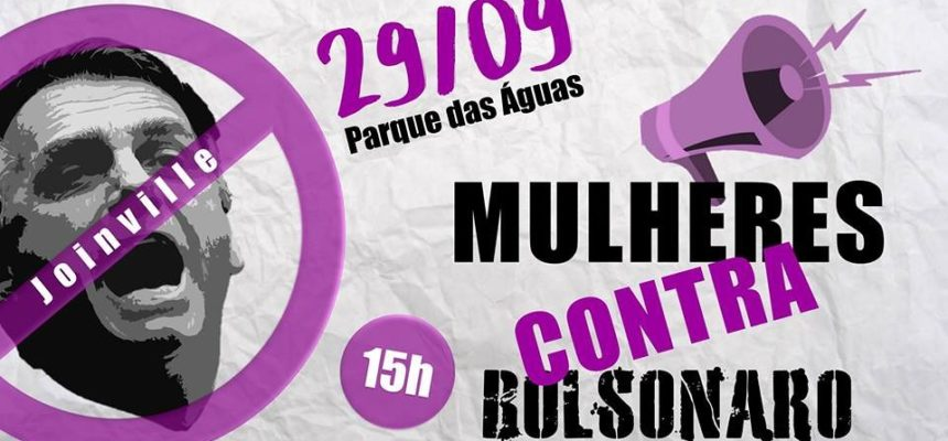 """Mulheres, LGBTs e juventude do MST se juntam à mobilização """"EleNão"""