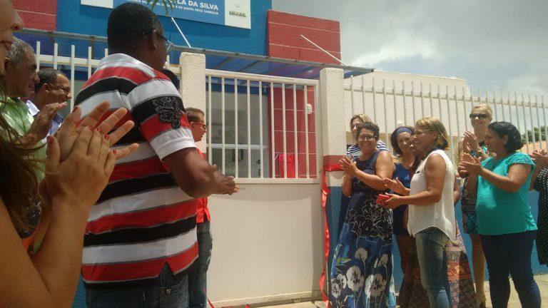 Nova Unidade de Saúde da Família é conquistada no extremo sul da Bahia