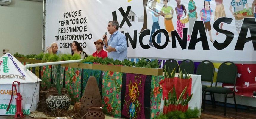 """""""A PEC 55 é um crime contra o povo pobre"""", afirmam debatedores na abertura do IX EnconASA"""
