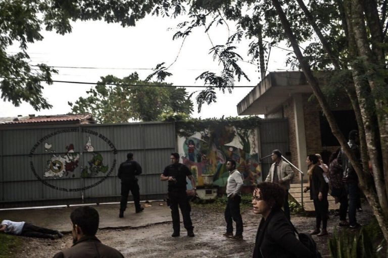 Movimentos populares e organizações sociais protocolam denúncia em defesa dos direitos humanos