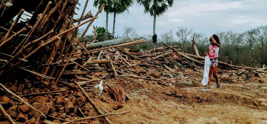 No Ceará, acampamento do MST sofre despejo