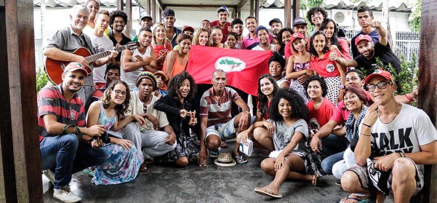 Em Salvador, Coletivo de Juventude e Comunicação debatem o atual cenário político