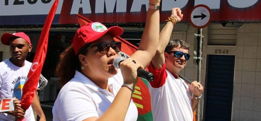 """""""O voto das mulheres é decisivo para o futuro do Brasil, por isso não podemos titubear"""""""