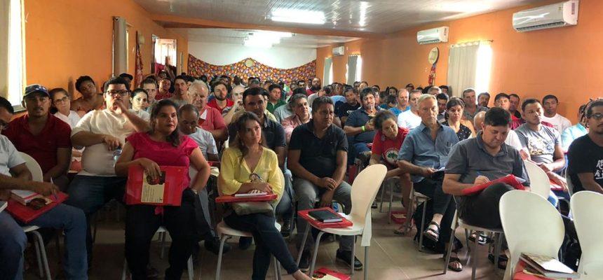 Ceará sedia encontro encontro nacional das cooperativas de Reforma Agrária