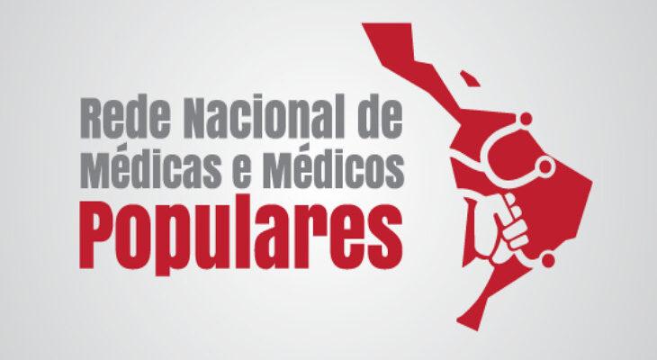 Médicos populares reafirmam luta por um sistema público de saúde com qualidade