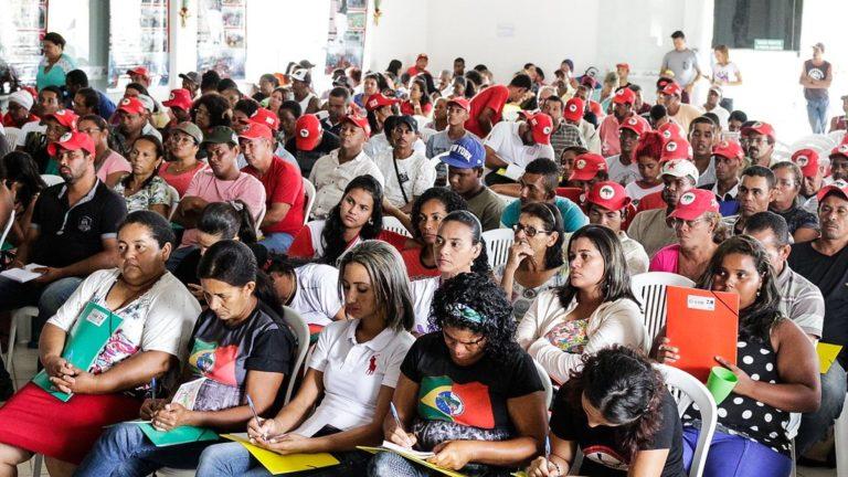 MST na Bahia realiza Encontro Regional em Teixeira de Freitas