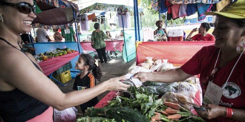 MST inicia Circuito de Feira da Reforma Agrária no DF