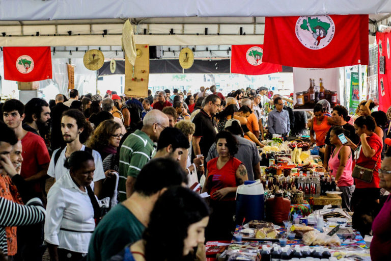 150 toneladas de produtos serão comercializados na VIII Feira da Reforma Agrária no RJ