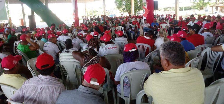 Na Bahia, educadores da Reforma Agrária debatem as diretrizes da educação do campo
