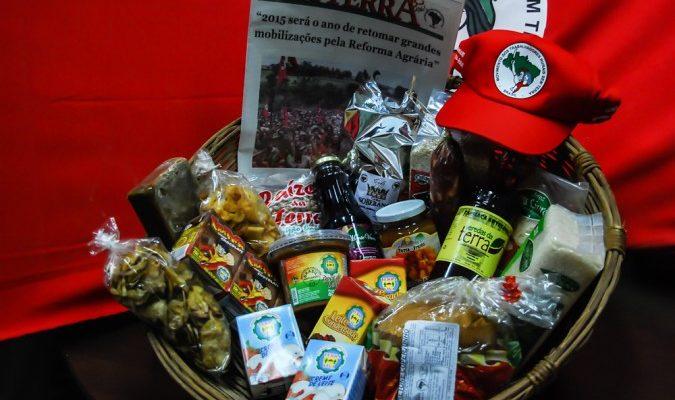 Em Minas, cesta de Natal trás delícias da culinária mineira