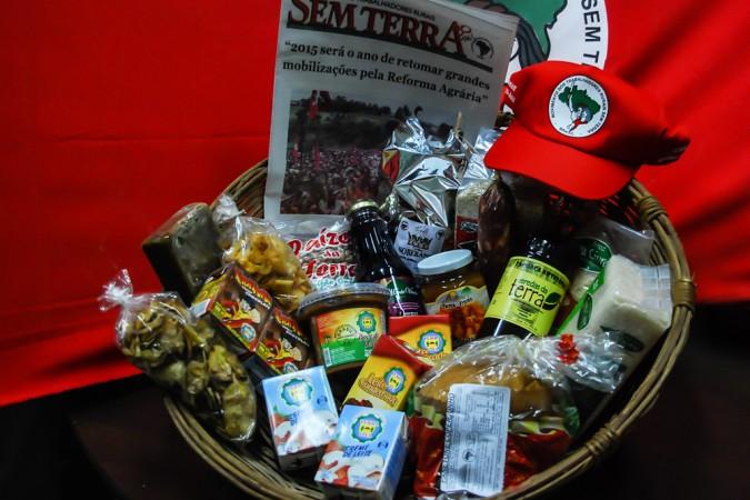 cesta de Natal trás delícias da culinária mineira