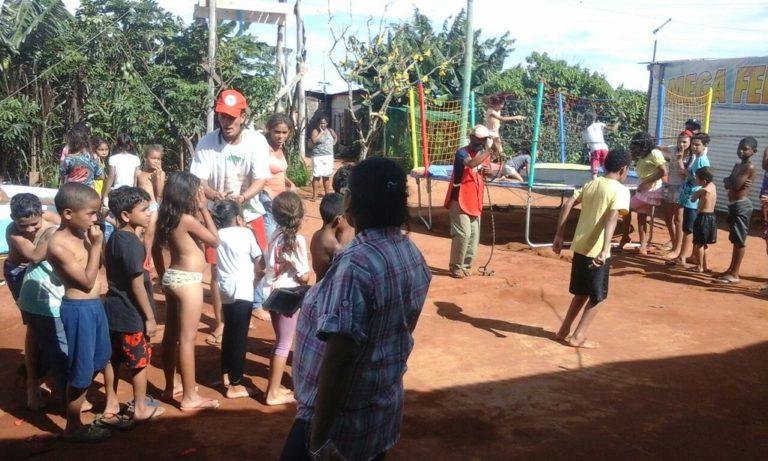 1° Encontro dos Sem Terrinha da Regional do DF é realizado em Brasília