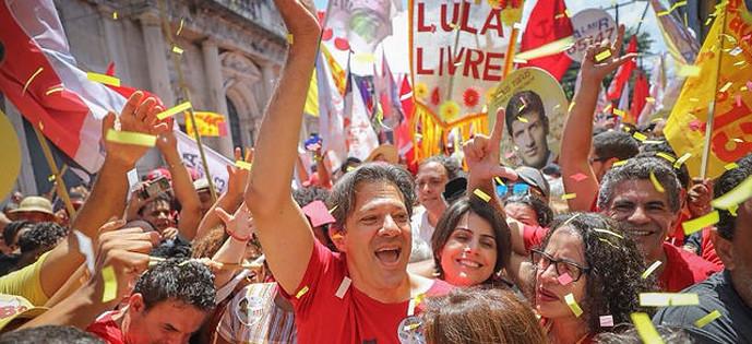 Todos e Todas às ruas para defender o Brasil e a Democracia