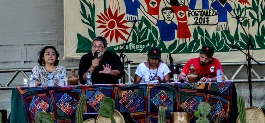 No Ceará, militantes do MST discutem os rumos da esquerda e os retrocessos do governo Temer