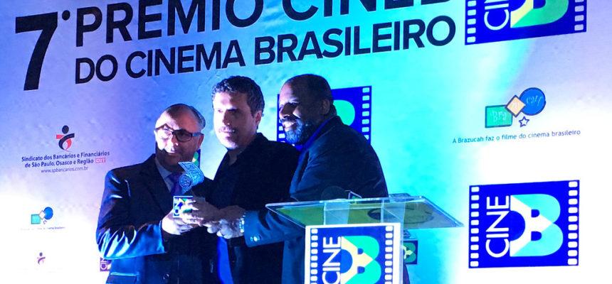 Curta Annoni – 30 anos de Marcos ganha 7º Prêmio CineB do Cinema Brasileiro