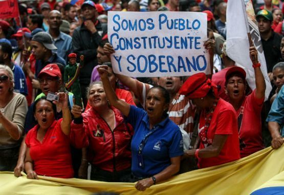 """Robert Torrealba: """"A posse de hoje é a expressão do resultado das urnas"""""""
