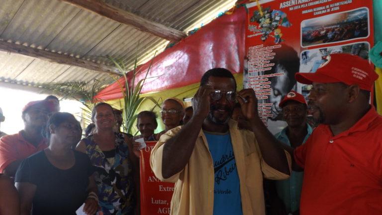 Sem Terra participam de mutirão oftalmológico na Bahia