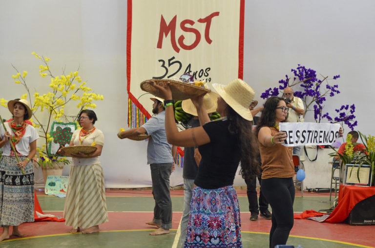 MST celebra 35 anos de luta e resistência!