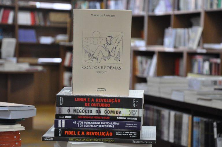 Editora e Livraria Expressão Popular completam 20 anos  na batalha do saber