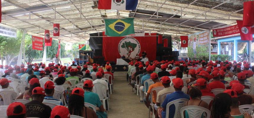 MST debate os desafios na luta pela Reforma Agrária Popular em Alagoas