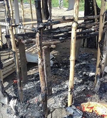 Acampamento do MST em Pernambuco é incendiado por capangas
