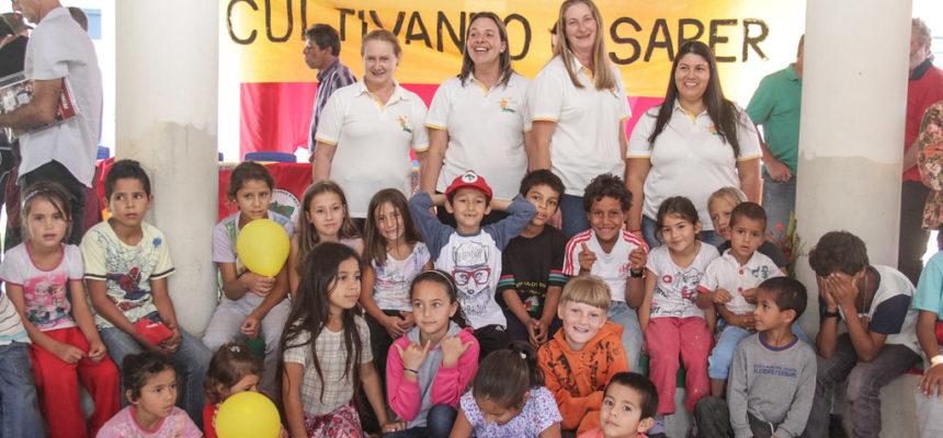 Escola do campo é inaugurada em Santa Catarina