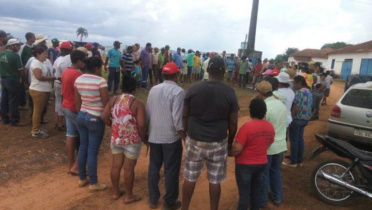 Famílias ocupam fazenda em Minas Gerais