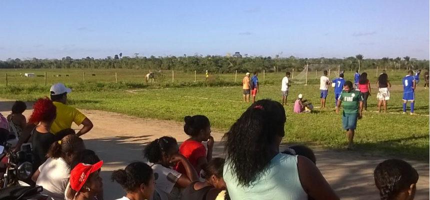 MST realiza torneio de futebol beneficente em Teixeira de Freitas
