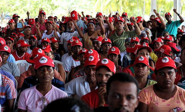 Encontro Estadual na Bahia debate Reforma Agrária Popular e homenageia Márcio Matos