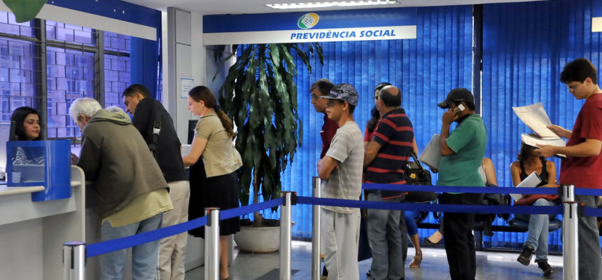 Benefícios do INSS são mais de 25% do PIB de 500 cidades brasileiras