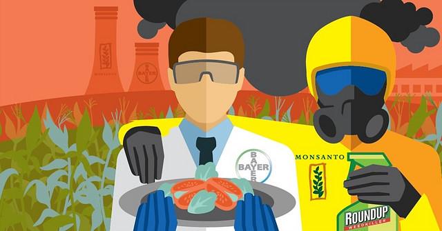 Gigantes do agronegócio: o risco das fusões para a agroecologia