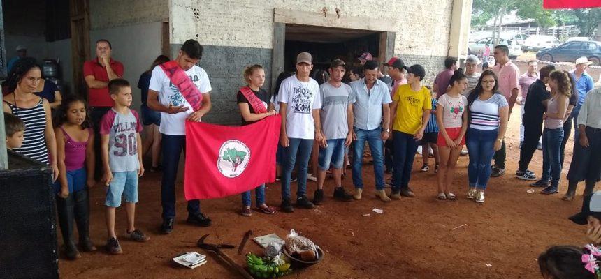 Festas comemoram três anos de acampamentos do MST em Quedas do Iguaçu