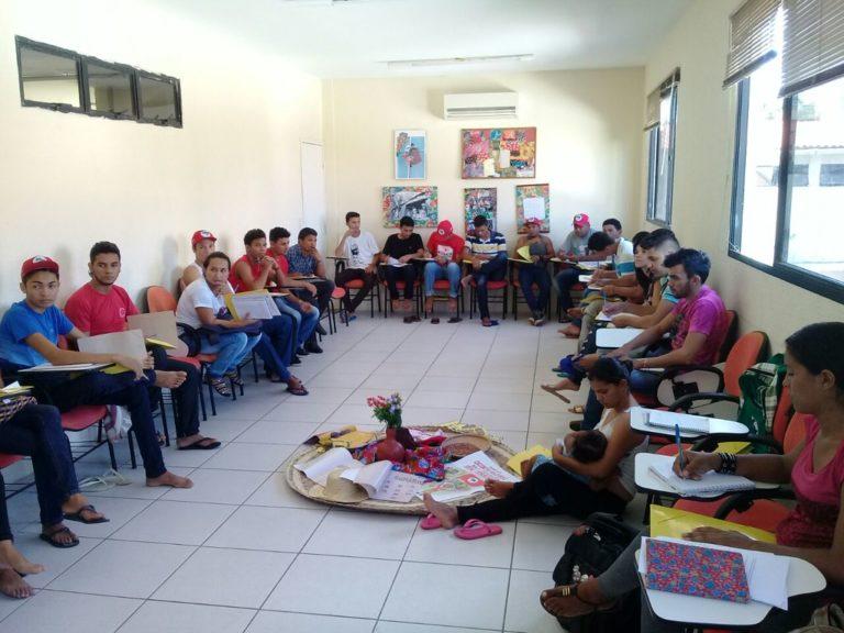 coletivo de juventude debate ações para 2017